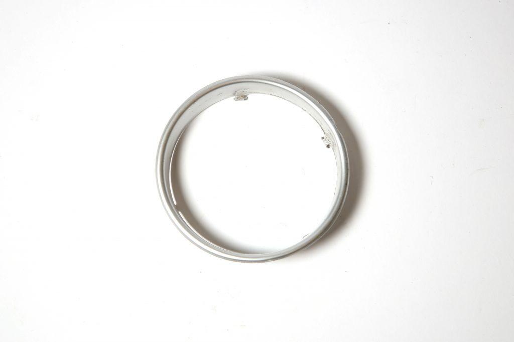 Kilometerteller ring, alluminium