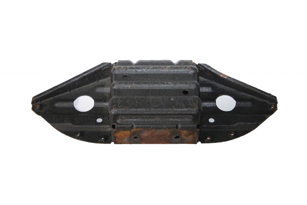 Versteviging voorkop chassis 1302:1303