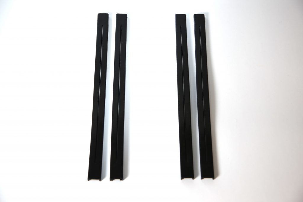 Stoelgeleider set van 4 1971-1972 A-kwaliteit